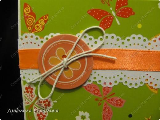 Представляю вашему вниманию сумочку-открытку с презентом на 8 марта. фото 5