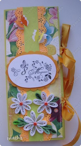 Вот такие сладкие подарочки сделала своим милым подружкам. фото 3