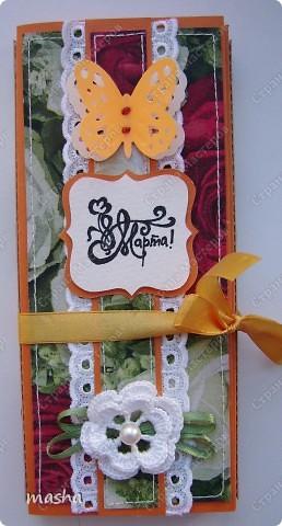 Вот такие сладкие подарочки сделала своим милым подружкам. фото 4
