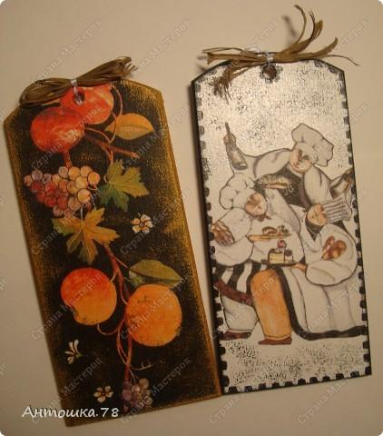 Всех приветствую ))) Вот и у меня теперь досочки ))) Все досочки делались в подарок для родных. фото 2