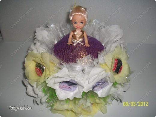Благодарю мастериц за идею такой куклы! :) фото 1
