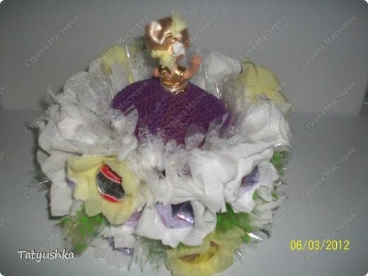 Благодарю мастериц за идею такой куклы! :) фото 7