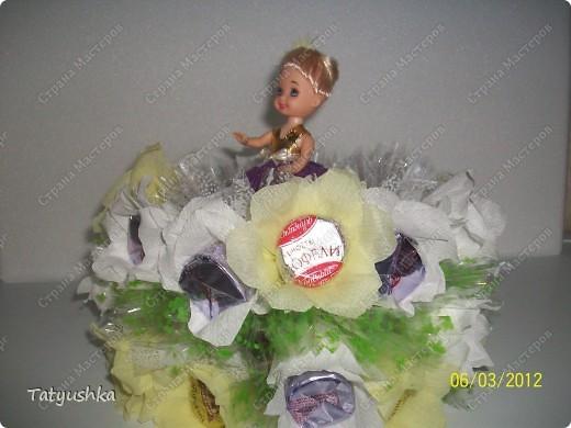 Благодарю мастериц за идею такой куклы! :) фото 8