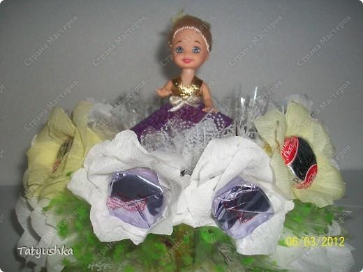 Благодарю мастериц за идею такой куклы! :) фото 5