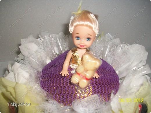 Благодарю мастериц за идею такой куклы! :) фото 10