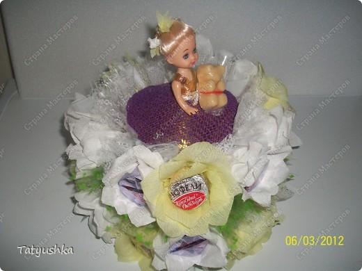 Благодарю мастериц за идею такой куклы! :) фото 11