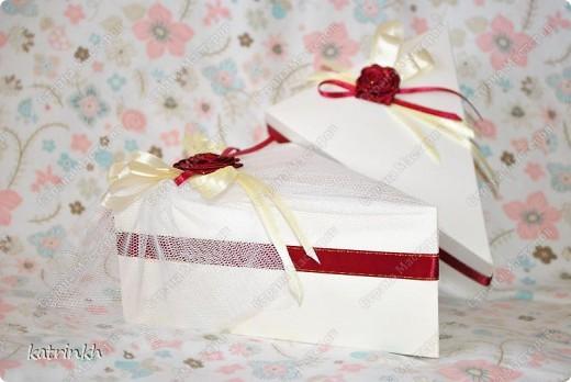 подарочные коробочки фото 1