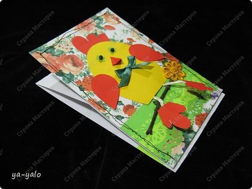 )))) Вот такие петушки-монстрики у меня получились))) Не вздумайте повторить)))) фото 3