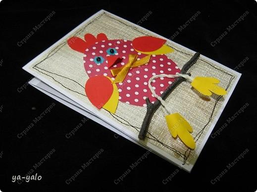 )))) Вот такие петушки-монстрики у меня получились))) Не вздумайте повторить)))) фото 7