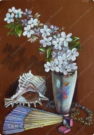 Весеннее настроение (пастель) Татьяна Сорокина фото 1