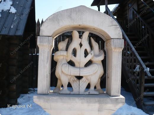 Ялуторовск – один из исторических Российских городов, стоящий на пороге 350-летнего юбилея (2009 г.), в преддверии этого знаменательного события, на территории исторического ядра города построен уникальный пространственный объект туристического показа «Ялуторовский острог».(с интернета) фото 15