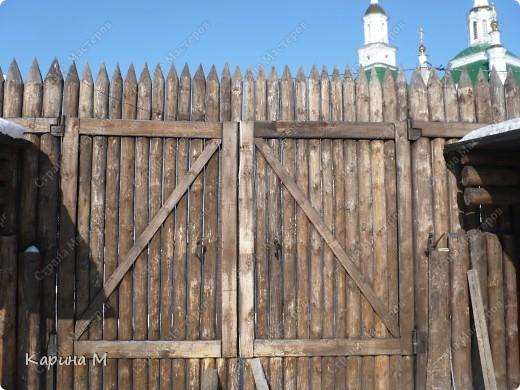 Ялуторовск – один из исторических Российских городов, стоящий на пороге 350-летнего юбилея (2009 г.), в преддверии этого знаменательного события, на территории исторического ядра города построен уникальный пространственный объект туристического показа «Ялуторовский острог».(с интернета) фото 34