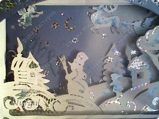 Благодаря вашим работам вдохновилась, и сделала на Новый год сыну в садик вот такую поделку. фото 6