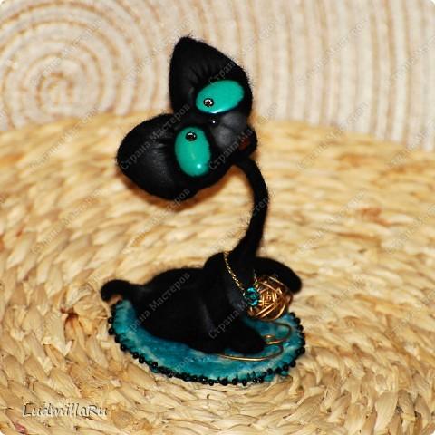 Сделанная на заказ Илоны из Огре кошечька... фото 1
