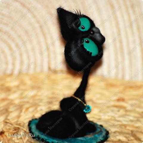 Сделанная на заказ Илоны из Огре кошечька... фото 2