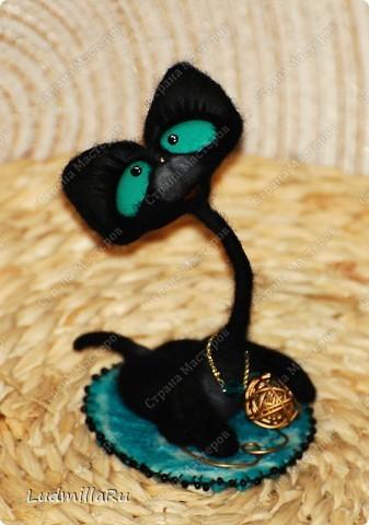Сделанная на заказ Илоны из Огре кошечька... фото 5