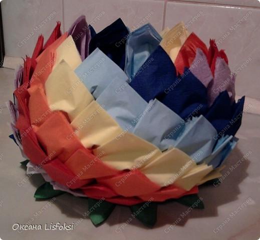 Вот такие салфетницы-подарки я делала к 8 Марта. Спасибо Алене Гагариной за МК https://stranamasterov.ru/node/120361?c=favorite_329. фото 1