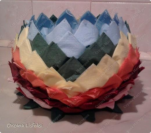 Вот такие салфетницы-подарки я делала к 8 Марта. Спасибо Алене Гагариной за МК https://stranamasterov.ru/node/120361?c=favorite_329. фото 4