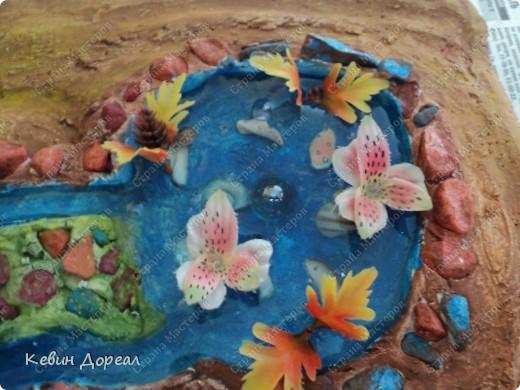 Осеннее озеро фото 4