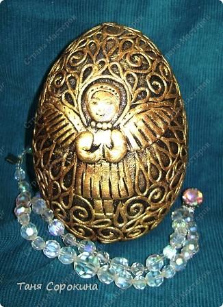 И снова яйца! Я вас , наверное, уже ими утомила... Эти яйца большие деревянные, сделаны мною давно, года три назад. Есть, конечно ещё ляпы, так что простите, если их увидите, я их тогда только придумывала... Как делать пейп-арт, смотрите по этой ссылке http://stranamasterov.ru/node/308701 фото 2