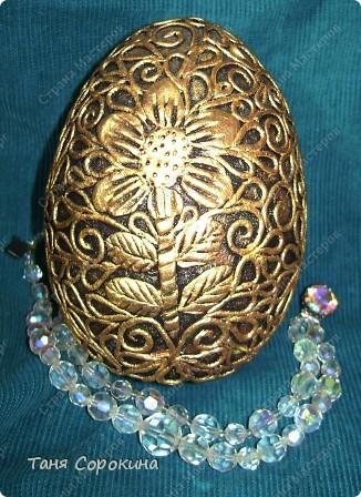 И снова яйца! Я вас , наверное, уже ими утомила... Эти яйца большие деревянные, сделаны мною давно, года три назад. Есть, конечно ещё ляпы, так что простите, если их увидите, я их тогда только придумывала... Как делать пейп-арт, смотрите по этой ссылке http://stranamasterov.ru/node/308701 фото 3