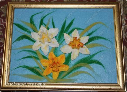 Это горжетка и цветок. Комплект сделан в подарок руководителю. фото 5