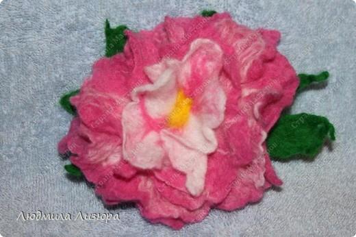Это горжетка и цветок. Комплект сделан в подарок руководителю. фото 12