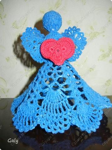 Куклы Оберег Вязание крючком