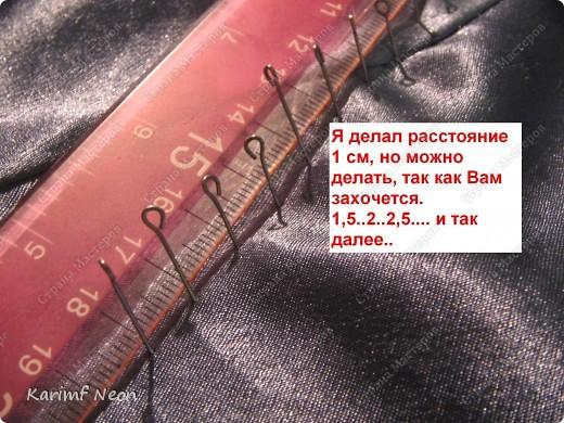 Меня попросила подруга сделать ей такой комплект на лето! По ходу работы я решил сделать несколько снимков процесса вязания воздушки!  Чешский + Китайский бисер, моно-нить. (моно-нить  - это тонкая леска, используется для шитья в швейных машинках и в ручном шитье).  фото 7