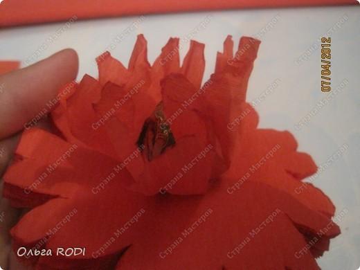 Мастер-класс Поделка изделие Свит-дизайн 8 марта День матери День рождения Бумагопластика Сладкие пионы - очень просто МК Бумага гофрированная Продукты пищевые фото 11