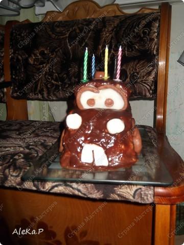 """Торт """"Метр"""" фото 1"""
