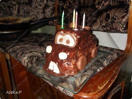 """Торт """"Метр"""" фото 3"""