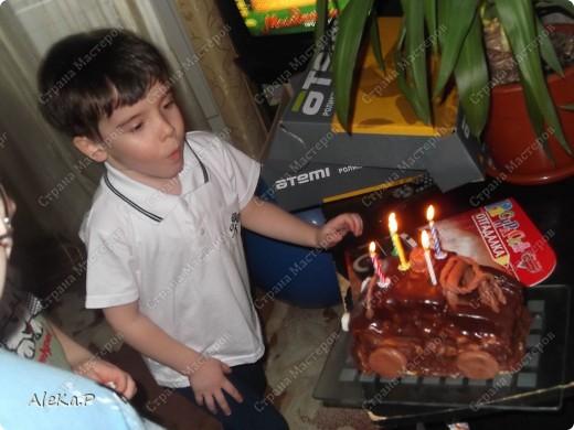 """Торт """"Метр"""" фото 4"""
