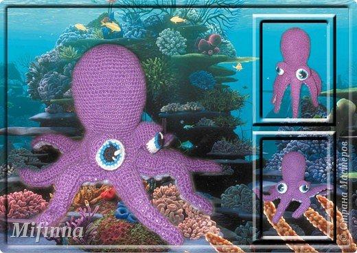 Наш подводный мир. Дельфинчик очень хорош в качестве подушки. фото 2
