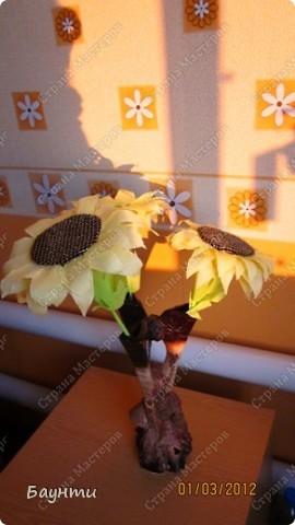 Роза из офисной бумаги. фото 2