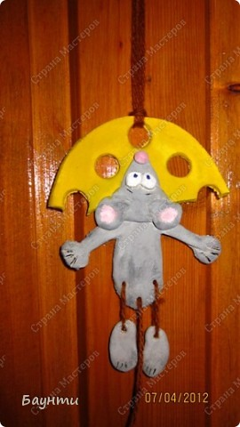 Жадная мышка) фото 1