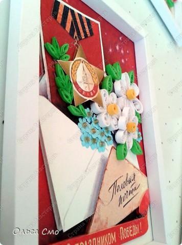 Смастерили мы с девочками подарки для ветеранов. В субботу делегация от детского дома поедет в дом инвалидов - ветеранов поздравлять. фото 3