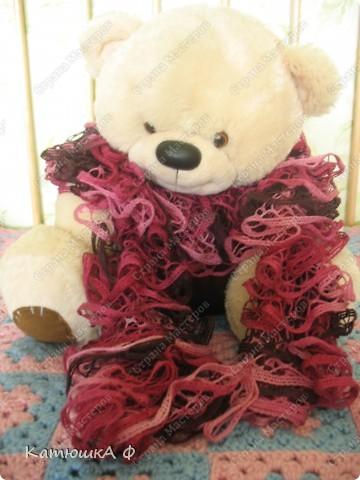 Мой новый шарфик фото 1