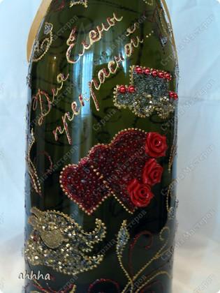 Бутылка с напитком на день рождения фото 2