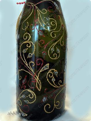 Бутылка с напитком на день рождения фото 3