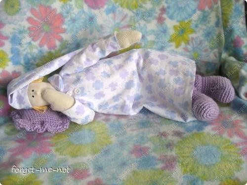 Сплюшечка в носочках фото 2