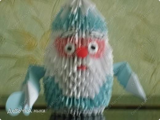 Все ближе Новый год , подарки, праздничное настроение.... Дед Мороз сейчас актуален. очень будет красиво, елси положить его под Елочку фото 1
