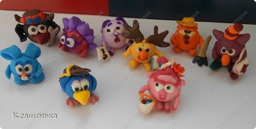 Вот такие игрушки получились для ребенка фото 6