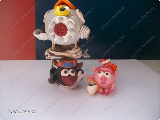 Вот такие игрушки получились для ребенка фото 2