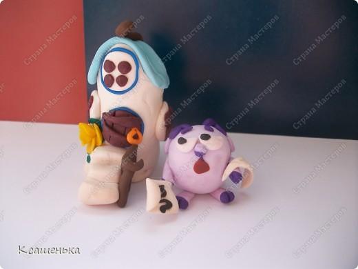 Вот такие игрушки получились для ребенка фото 3