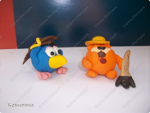 Вот такие игрушки получились для ребенка фото 4