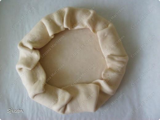 Научилась недавно делать вот такую пиццу - охотно делюсь находкой))  Поверьте, получается очень вкусно и красиво! фото 4