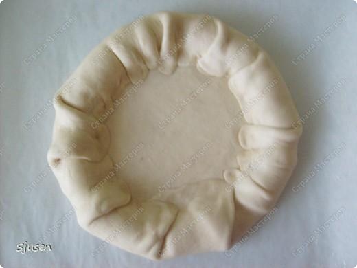 Научилась недавно делать вот такую пиццу - охотно делюсь находкой))  Поверьте, получается очень вкусно и красиво! фото 5