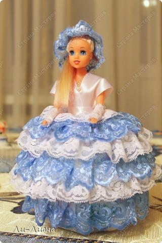 увидела у Ineska замечательный МК по созданию куколок-шкатулок! http://stranamasterov.ru/node/128514?c=favorite  Вот моя любимая куколка! Наверное, потому что любимый фотоаппарат был под рукой, поэтому хорошее фото получилось :) фото 1