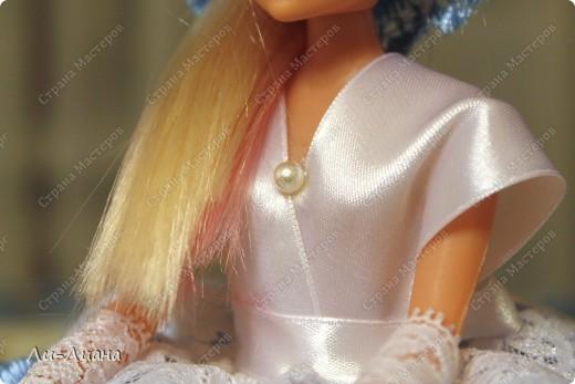 увидела у Ineska замечательный МК по созданию куколок-шкатулок! http://stranamasterov.ru/node/128514?c=favorite  Вот моя любимая куколка! Наверное, потому что любимый фотоаппарат был под рукой, поэтому хорошее фото получилось :) фото 3